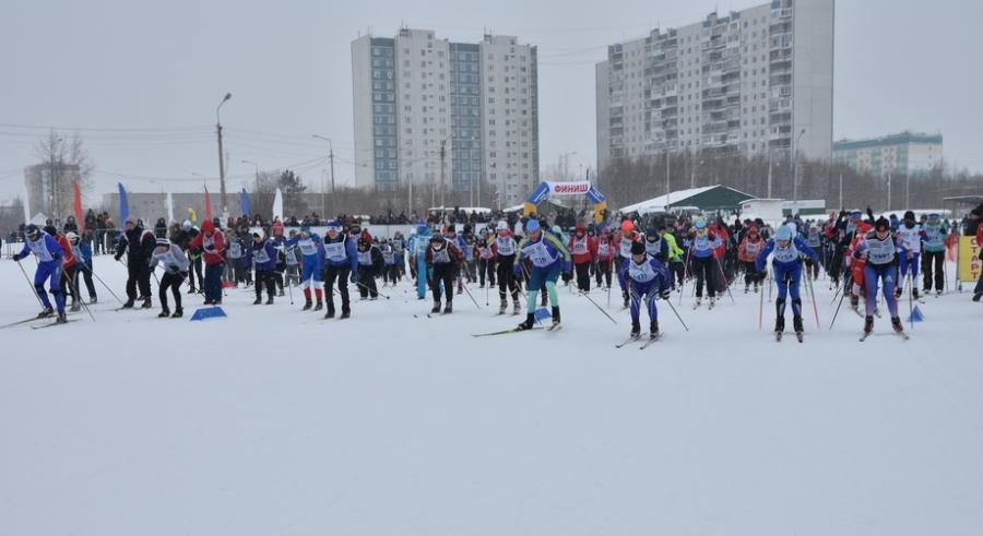 «Лыжня России» объединяет