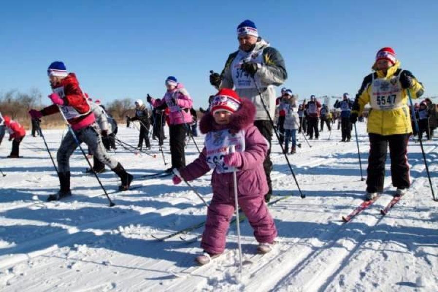 «Лыжня России» переносится на 16 февраля