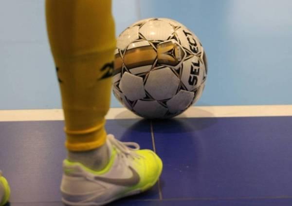 Женский мини-футбол