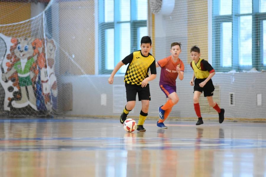 Стартовал первый тур первенства ХМАО по мини-футболу